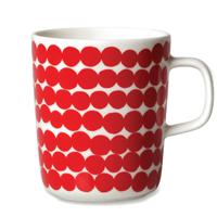 Marimekko Rasymatto Red Mug