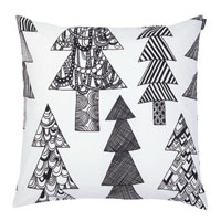 Marimekko Holiday Throw Pillow
