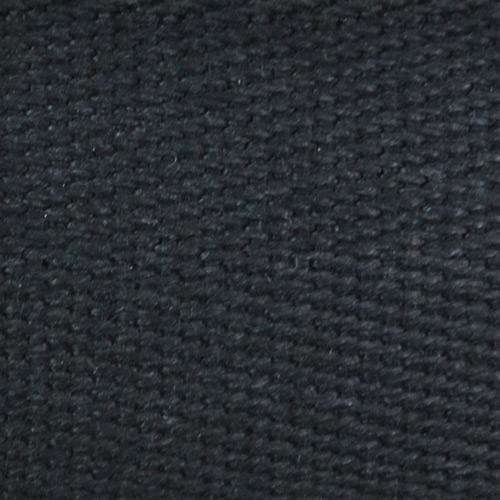 Artek Black Linen Webbing