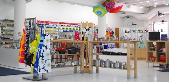 FinnStyle Retail Store