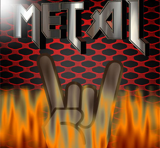 Heavy metal image